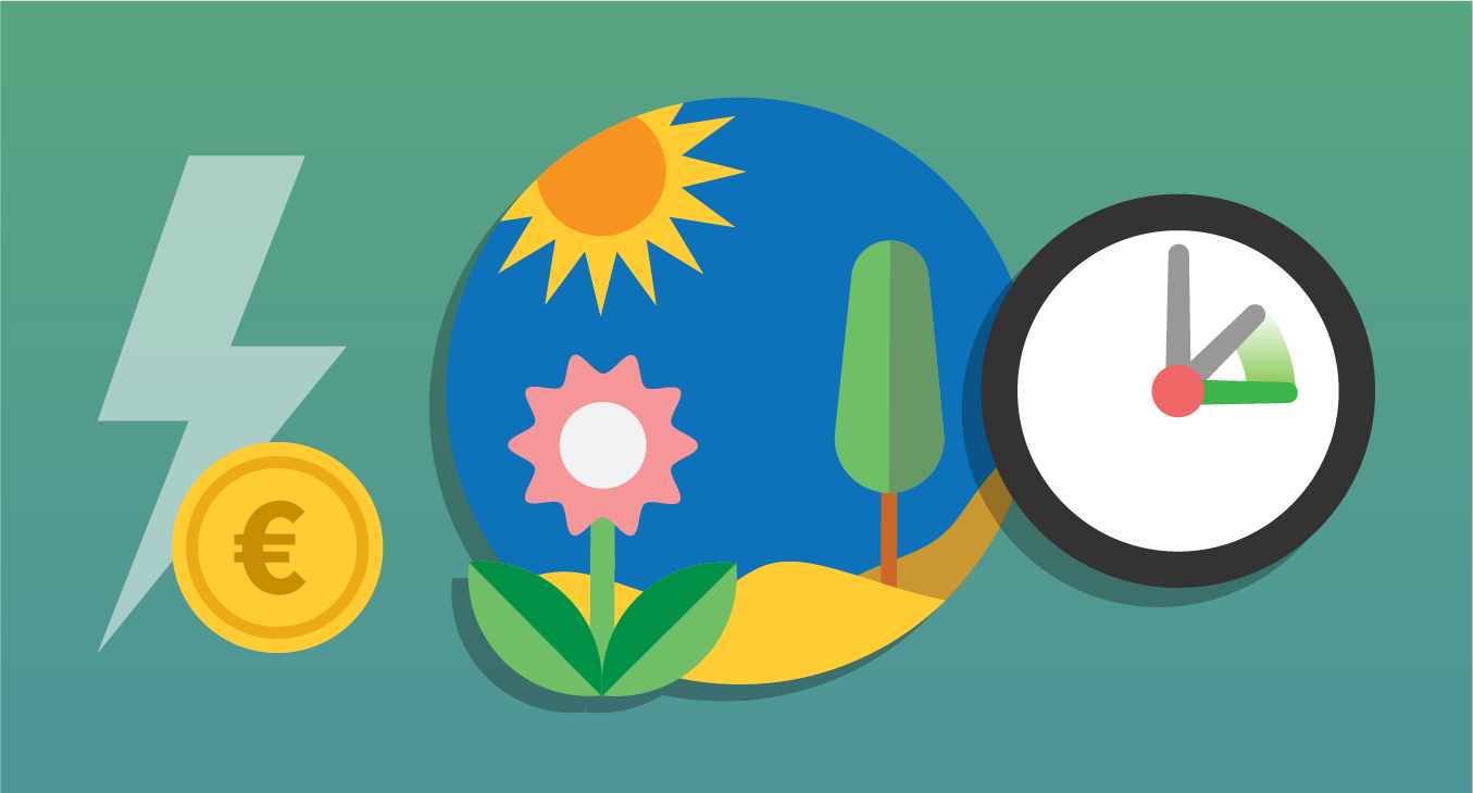 Energie besparen in de zomertijd: hoe doe je dat?