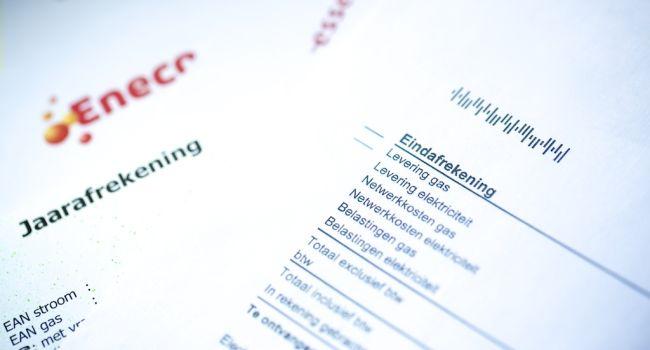 Controleer jij de jaarafrekening van je energieleverancier?