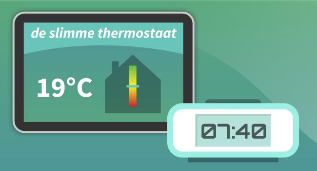 Vijf vragen over slimme thermostaten