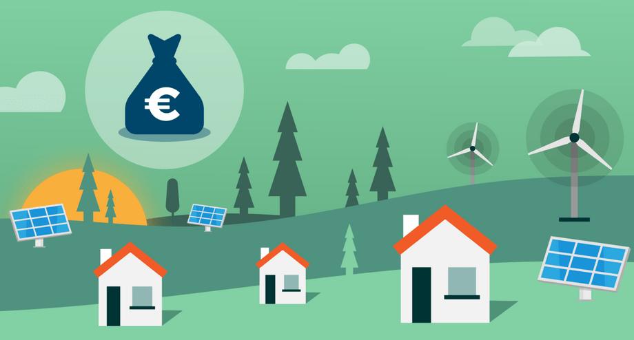 Besparen en verduurzamen gaan hand in hand