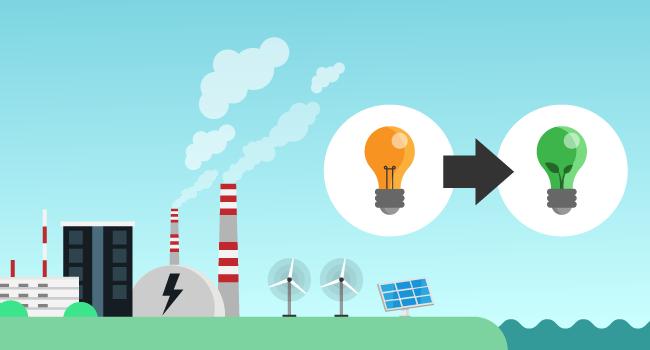 Energietransitie: in 5 minuten up to date
